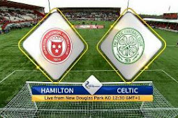 Feed Sepakbola SPL: Hamilton Academical vs Cletic Glasgow (Live)