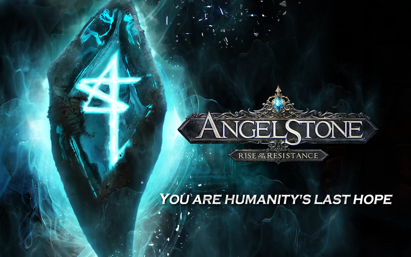 Angel Stone RPG- screenshot