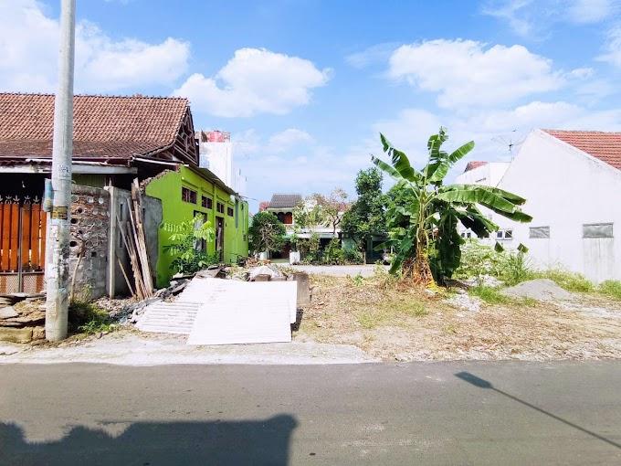 Tanah Exclusive strategis Pinggir Jalan Nologaten Utara Ambarukmo Plaza