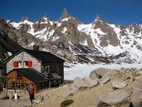 Frey refugio -  outside Bariloche