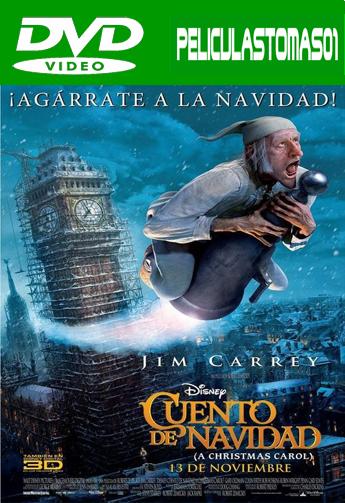 Cuento de navidad (2009) DVDRip