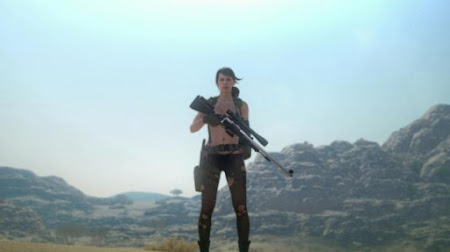 Bộ hình nền Metal Gear Solid danh cho destop