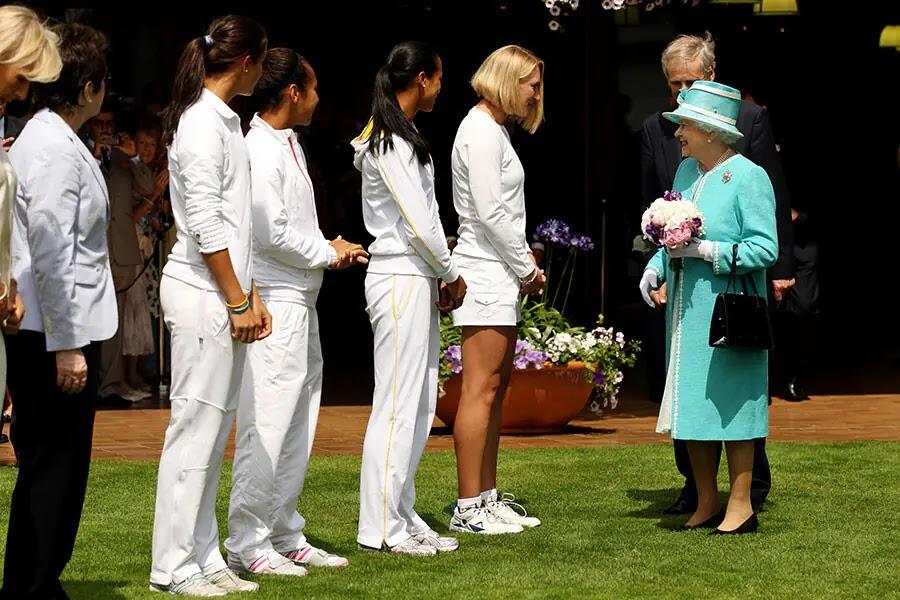 Fun Photos of the Royals Having An Ace Day out at Wimbledon
