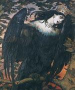 птица Сирин