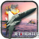 Fly F18 Jet Fighter Airplane Game 3D Attack Free Icon