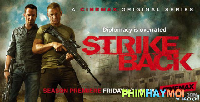 Xem Phim Trả Đũa Phần 6 - Strike Back Season 6 - phimtm.com - Ảnh 2