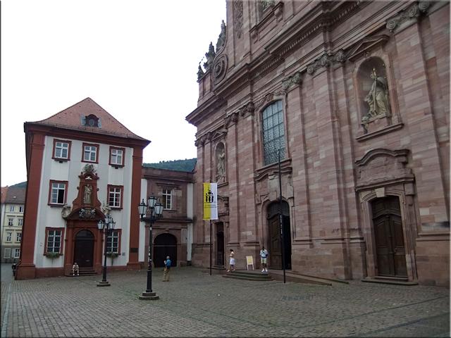 Iglesia Jesuita (Jesuitenkirche) - Heidelberg