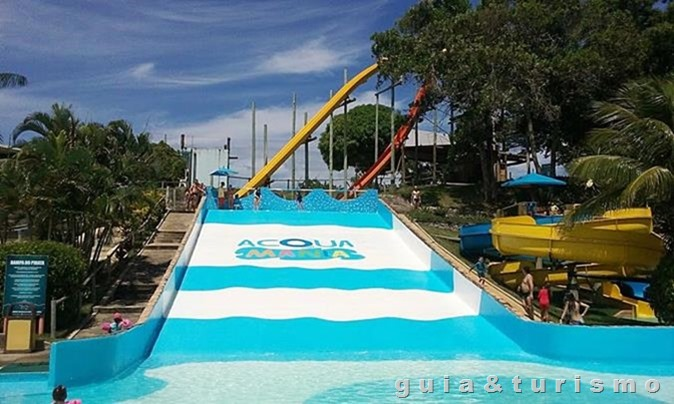 Acquamania -Guarapari - guiaeturismo