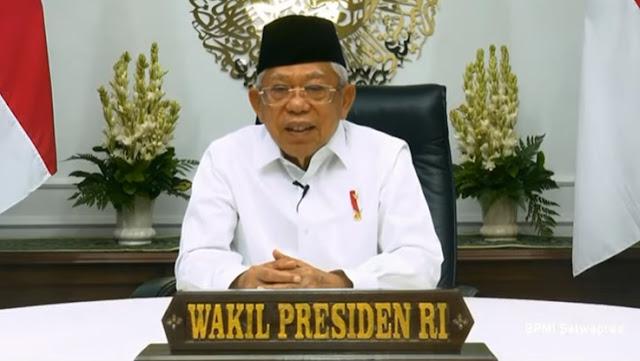 Wakil Presiden Republik Indonesia, Prof. Dr. K. H. Ma'ruf Amin