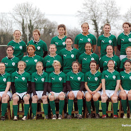 2013-02-09 Ireland v England (Women)
