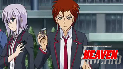 CardFight! Vanguard Joker Hen - Ep 52