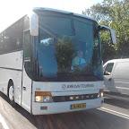 Setra van Arriva Touring bus 198