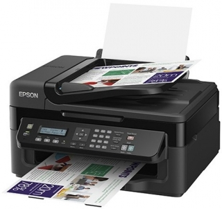 Download Drivers Epson WorkForce WF-2510WF printer for All Windows