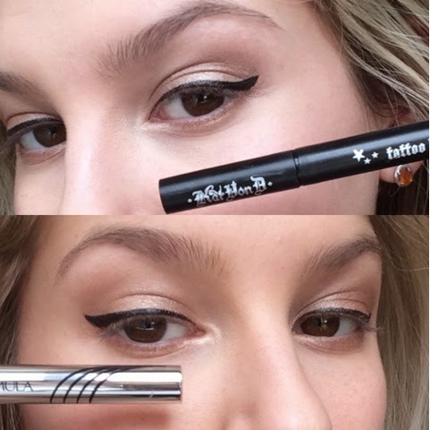 Eyeliner Dupe Kat Von D Vs Physicians Formula Tonya Talks Beauty