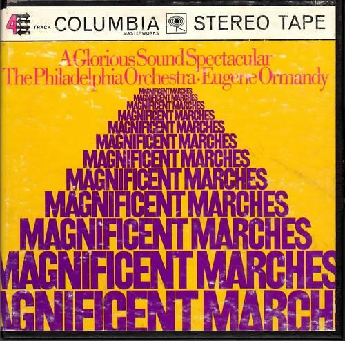 "Eugene Ormandy's ""Magnificent Marches"""