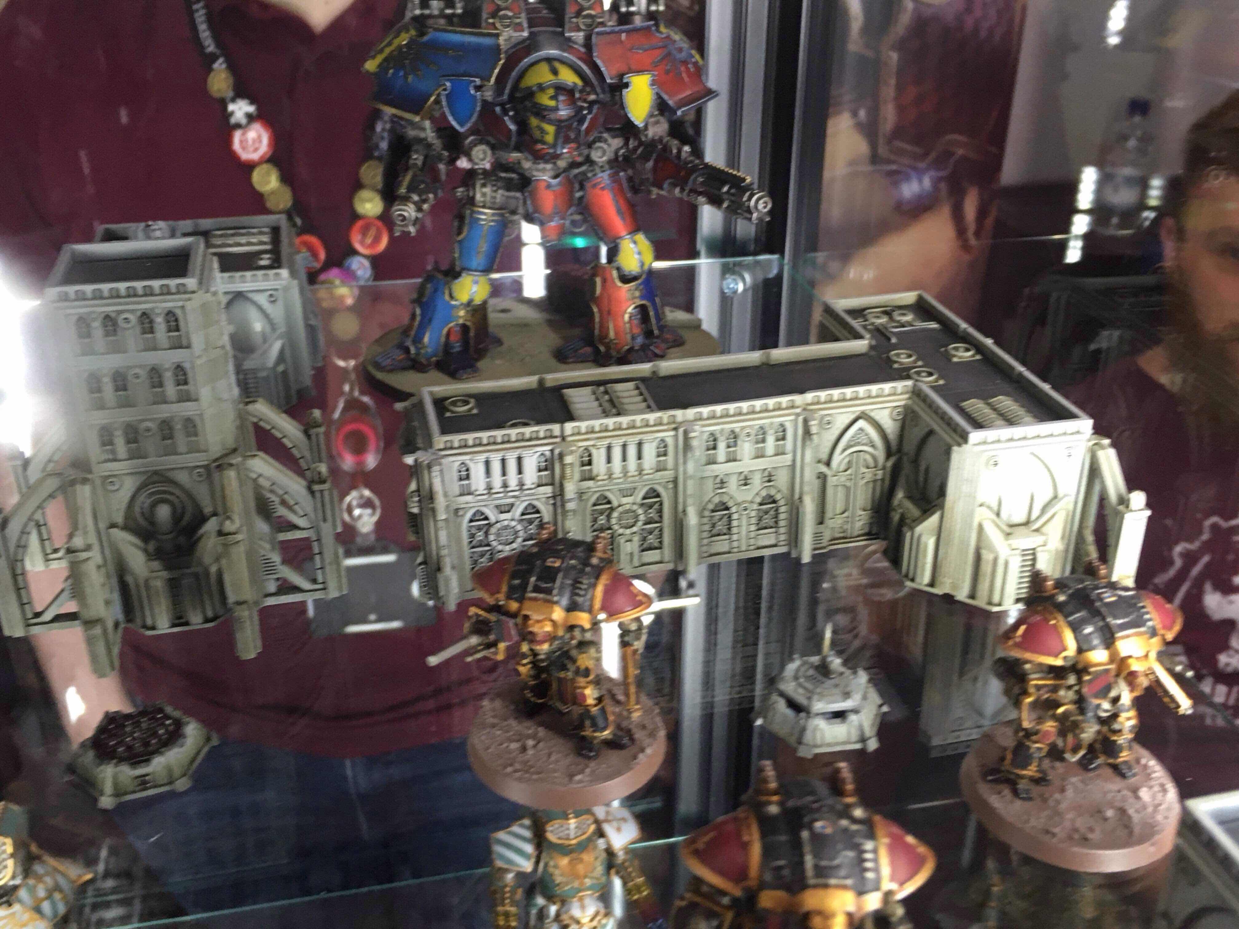 Adeptus Titanicus news and rumours - Legio Gryphonicus