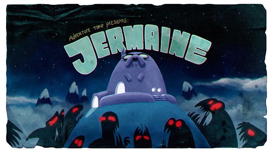 Hora de Aventura: Jermaine