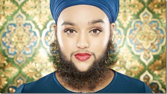 beardeddame