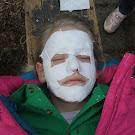 Gipsmaskers maken
