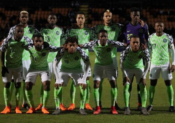 WOW! Nigerian Jersey For The World Cup Voted Best In The World