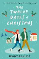 Las doce citas de Navidad de Jenny Bayliss, novela rosa, literatura para mujeres, chick lit, comedia romántica, romance, Navideña, fiestas