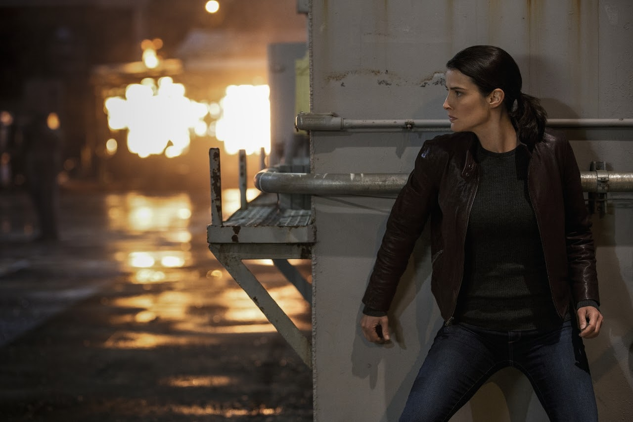 Cobie Smulders plays Turner in JACK REACHER: NEVER GO BACK from Paramount Pictures and Skydance Productions.