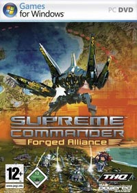 Supreme Commander: Forged Alliance - Review-Cheats By James Archuleta