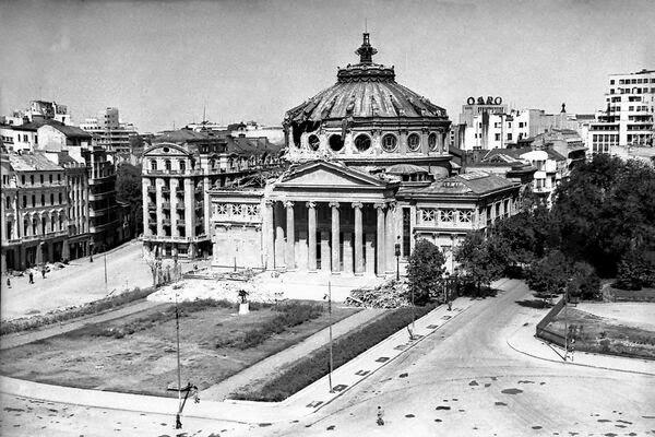 Clădirea Ateneului Român