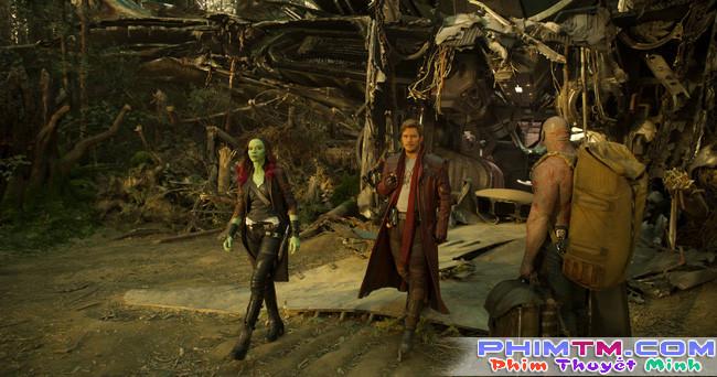 Guardians of the Galaxy Vol. 2 - Bộ phim hài hước nhất Vũ trụ điện ảnh Marvel - Ảnh 3.