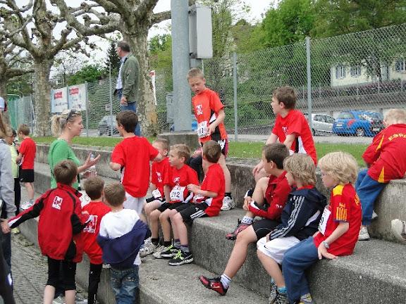 UBS-Kids-Cup Regionalausscheidung in Emmenbrücke