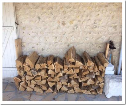 hout klein