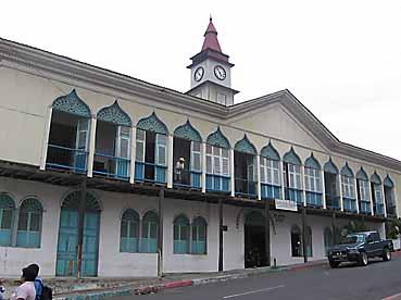 Centro Artesanal Museo Eloy Alfaro, Montecristi