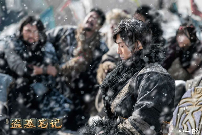 Time Raiders China Movie