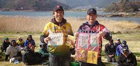 松坂選手が、おサイン付でゲット(笑)