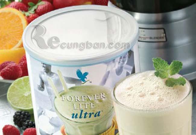 Bột dinh dưỡng thấp béo hương Vani mã số 324