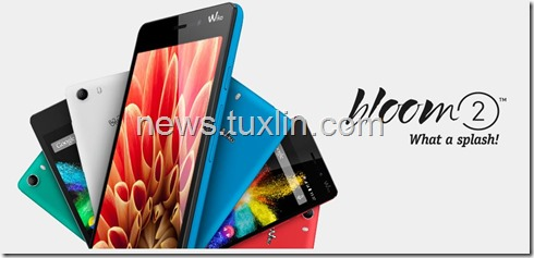 Wiko Bloom 2 S4710, Android Lollipop Berkamera 8MP