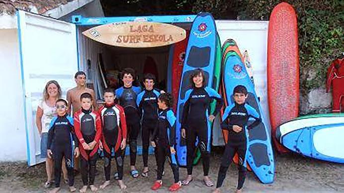 laga surf camp - google+