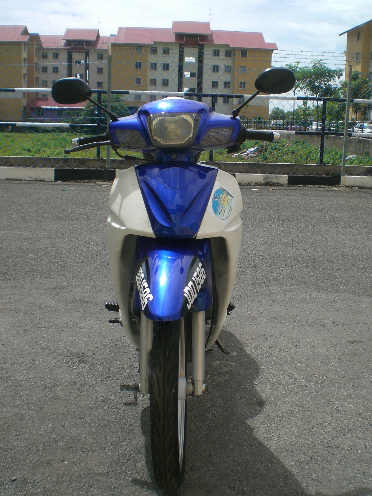 "Second Hand Motorcycles for Sale"" Suzuki RG 110 Sports Second Hand"