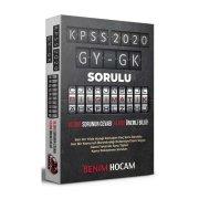 Benim Hocam Yayınları 2020 KPSS Bilgimatik Konu Anlatımlı Örnek Soru Çözümlü