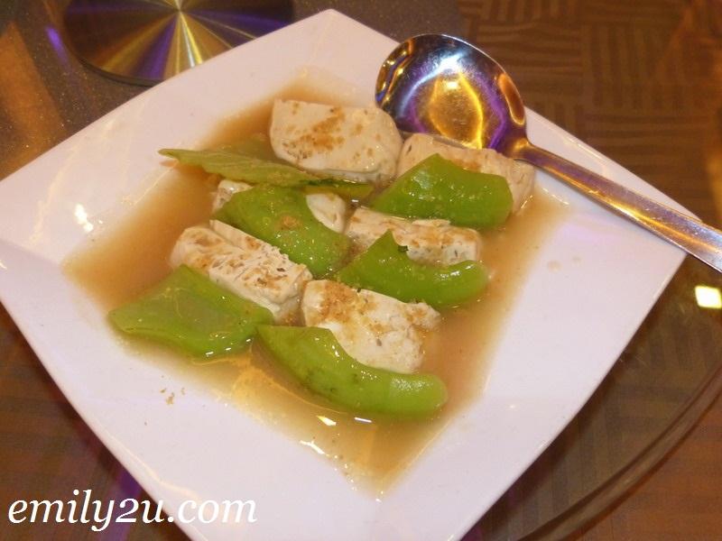 Chinese cuisine dinner