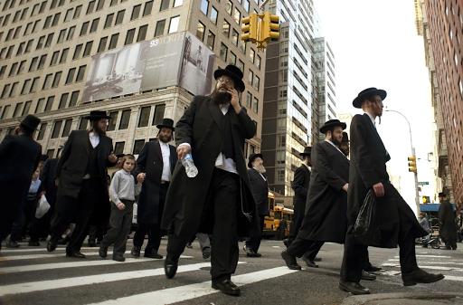 Manhetenas – didelis miestas žydams