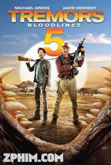 Rồng Đất 5: Huyết Thống - Tremors 5: Bloodlines (2015) Poster