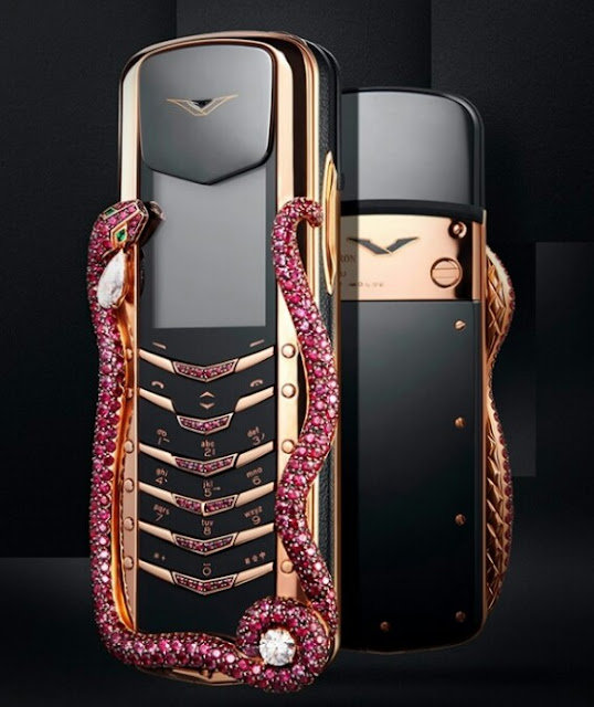 Vertu Launches A Phone That Costs N138million 1