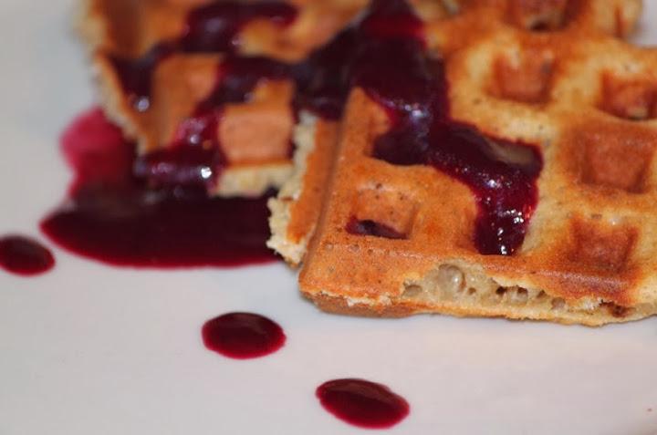 Recipe: Grandma's Waffles