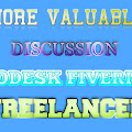 MORE VALUABLE DISCUSSION ODESK FIVERR FREELANCER
