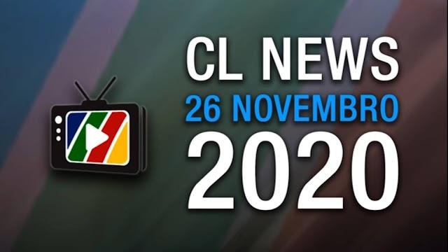 CL News – 26 Novembro 2020