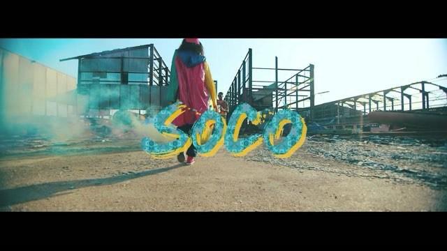 StarBoy - Soco ft Wizkid x Ceeza Milli x Spotless x Terri