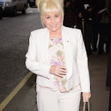 WWW.ENTSIMAGES.COM -    Barbara Windsor    at          BBC Children in Need Gala Lunch at The Savoy, Strand, London                                               Photo Mobis Photos/OIC 0203 174 1069