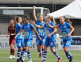 KAA Gent Ladies kloppen Franse topklasser na spectaculair duel
