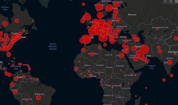 En fazla koronavirüs ölümü olan beş ülkenin LİSTESİ